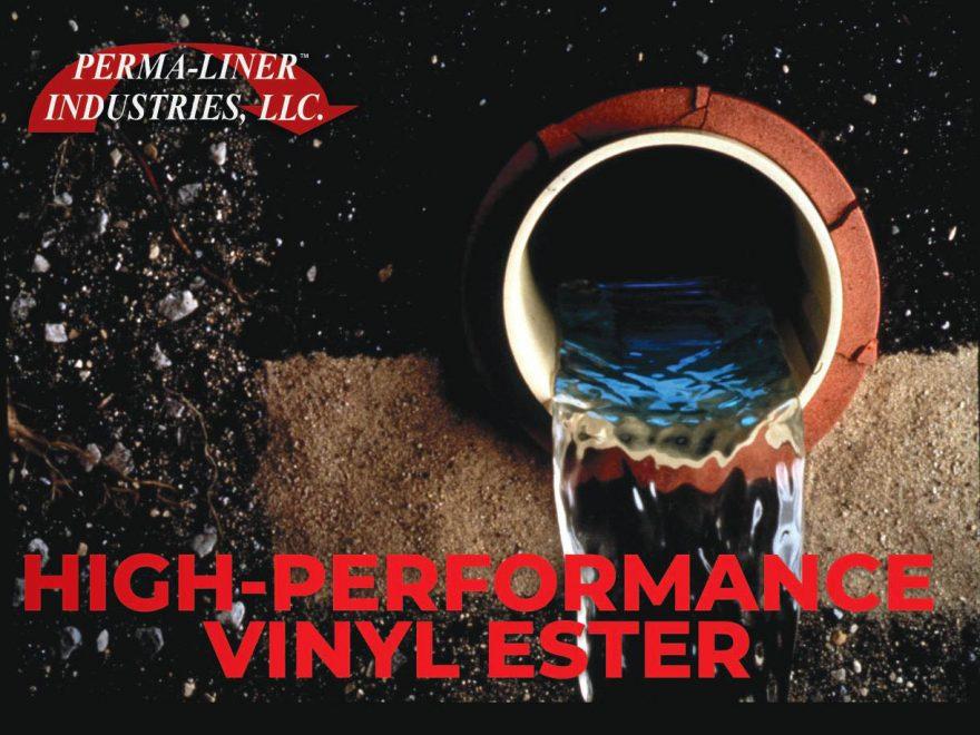 High-Performance-Vinyl-Ester-resin-system